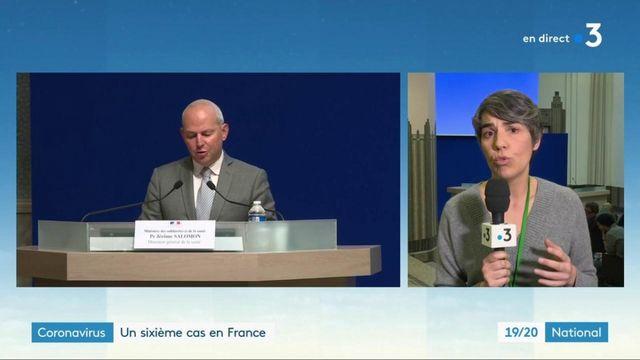 Coronavirus : un sixième cas identifié en France