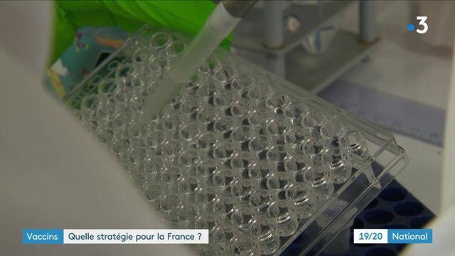 Vaccins contre le coronavirus : quelle est la stratégie française ?
