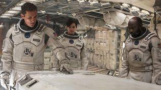 """Mattew McConaughey, Anne Hathaway et David Gyasi dans """"Interstellar"""" de Christopher Nolan  (Warner Bros. France )"""