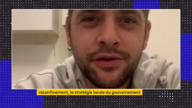 "Covid-19 : ""Le confinement n'est pas une sanction"", assure un infectiologue"