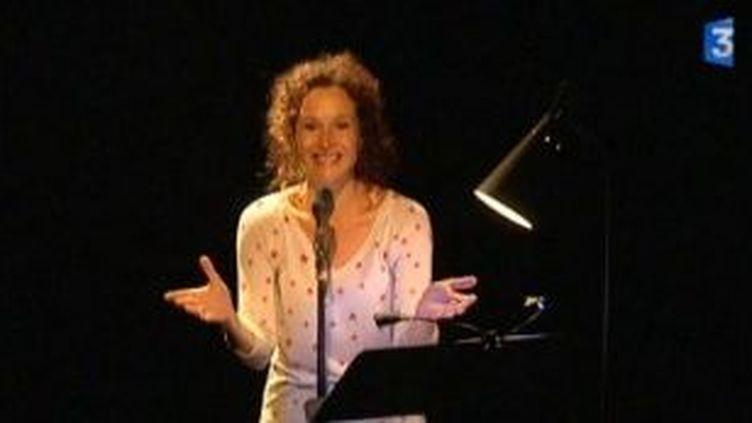 """""""Grisélidis ou la passe imaginaire"""" au Festival d'Avignon  (Culturebox)"""