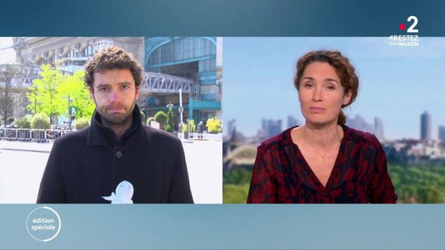 Coronavirus : tranfert en TGV de patients atteints
