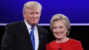 Ces (fausses) déclarations des candidats américains que l'on pourrait entendre en France (MAXPPP)