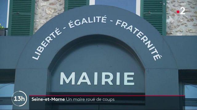 Seine-et-Marne : un maire violemment agressé