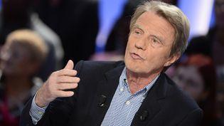 Bernard Kouchner, le 4 novembre 2014. (BERTRAND GUAY / AFP)
