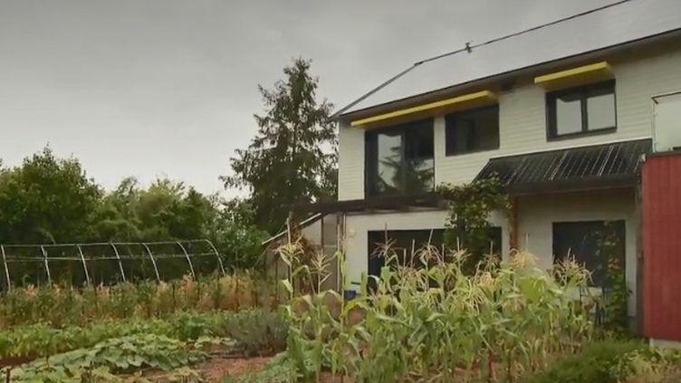Maison bioclimatique (FRANCE 2)
