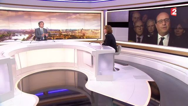 La popularité de Hollande en forte hausse