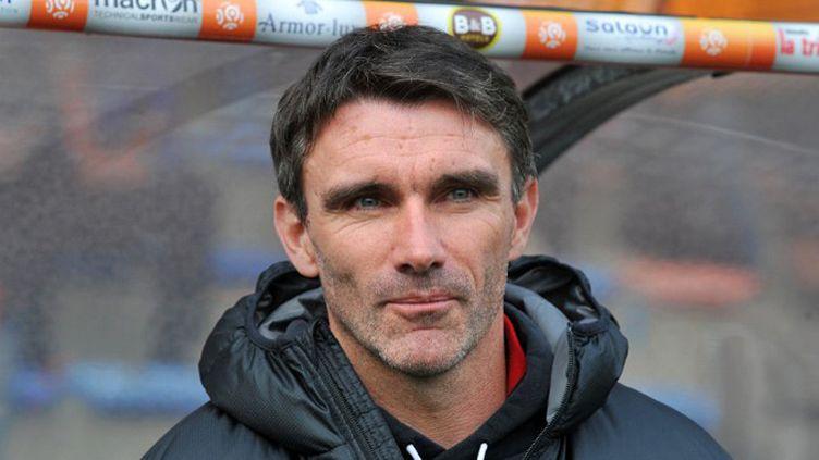 L'ancien entraîneur de Dijon, Patrice Carteron