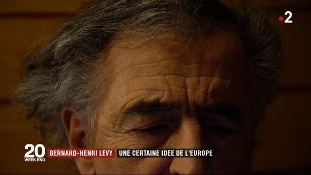 Bernard-Henri Lévy : son combat pour l'Europe depuis Sarajevo