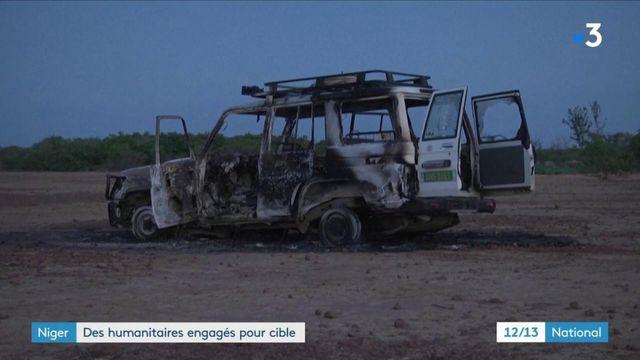 Attaque au Niger : des humanitaires engagés pris pour cible