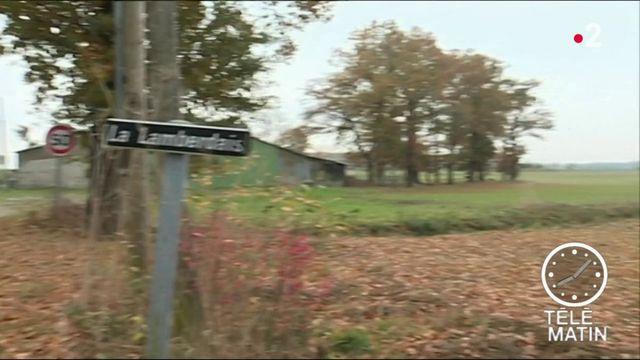 Un hameau coincé entre la Loire-Atlantique et la Bretagne