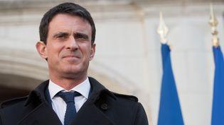 Manuel Valls, le 1er avril 2016 au châteaude Chaumont-sur-Loire (Loir-et-Cher). (WITT / SIPA)