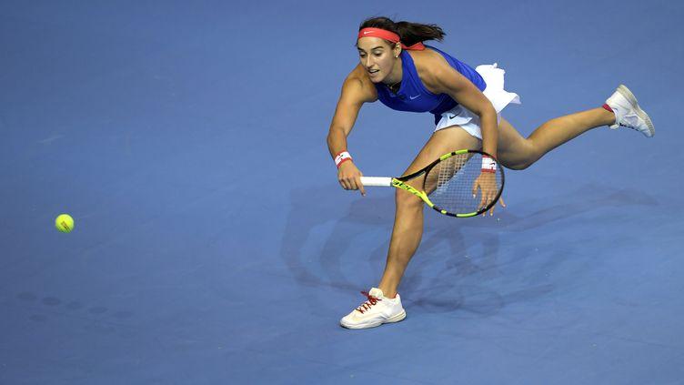 Caroline Garcia (PATRICK HERTZOG / AFP)
