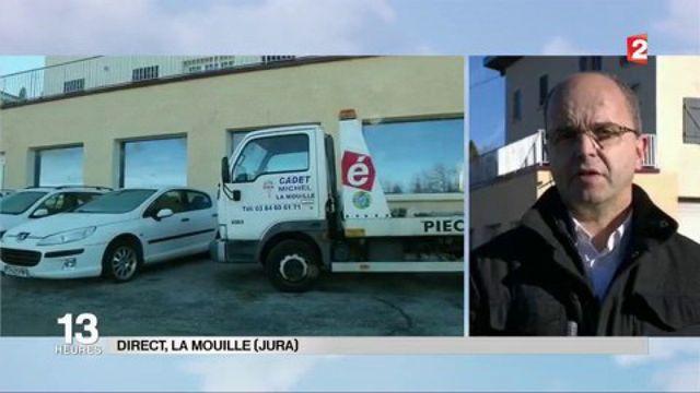 Jura : un cambrioleur abattu par un garagiste