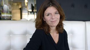 """Maylis de Kerangal / """"Réparer les vivants""""  (ANNE-CHRISTINE POUJOULAT / AFP)"""