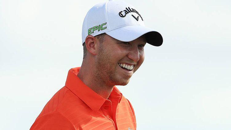 Le golfeur américain Daniel Berger