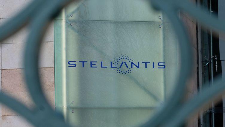 Stellantis, ungroupe né de la fusion de PSA et de Fiat Chrysler. (ALESSANDRO DI MARCO / ANSA / MAXPPP)