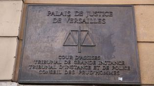 Palais de justice des Yvelines, à Versailles. (OLIVIER BOITET / MAXPPP)