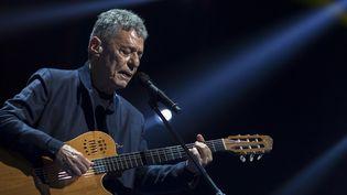 Chico Buarque en répétition à Rio de Janeiro (3 janvier 2017)  (Mauro Pimentel / AFP)