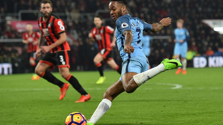 Raheem Sterling (Manchester City) (GLYN KIRK / AFP)