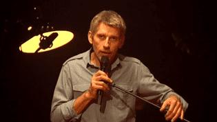 Jacques Gamblin sur scène à Châlons  (France3/culturebox)
