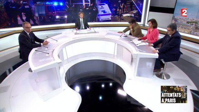 Julien Pearce, journaliste à Europe 1, assistait au concert lorsque les terroristes ont ouvert le feu sur le public. Il raconte à France 2 une scène d'horreur dont il est parvenu à sortir indemne.