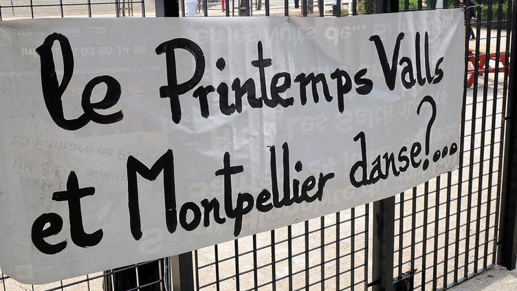 Reconduction de la grève le 6 juin à Montpellier  (PHOTOPQR/LE MIDI LIBRE)