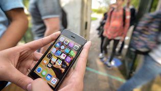 Une photo de Juliette, prise par son ex-petit ami circulait, semble-t-il, sur plusieurs téléphones dans le lycée avant le drame. (/NCY / MAXPPP)