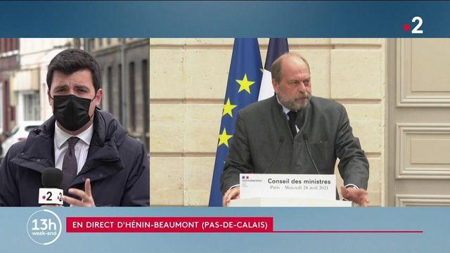 Régionales : Éric Dupond-Moretti en campagne dans les Hauts-de-France