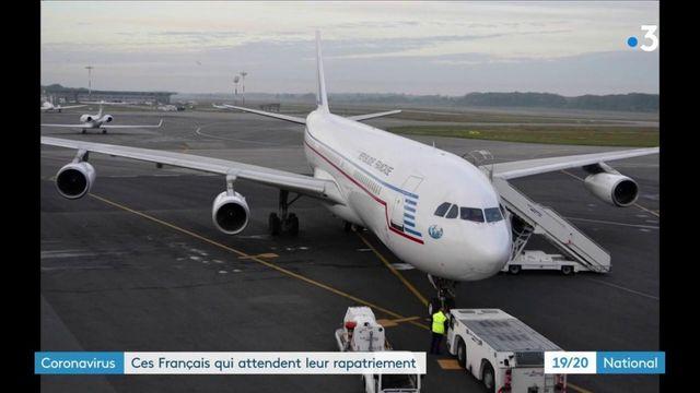 Coronavirus : le rapatriement des expatriés français s'organise