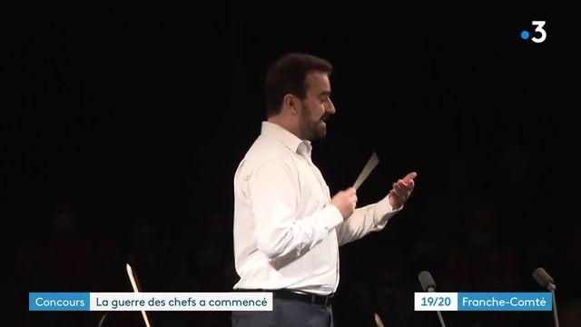 Concours chefs d'orchestre Besançon