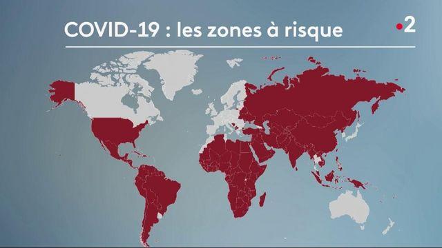 Coronavirus : comment sont contrôlés les voyageurs dans les aéroports ?