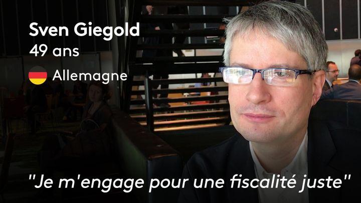 Sven Giegold (ANTOINE DEIANA / THIBAUT CAVAILLES / STEPHANIE BERLU  / RADIO FRANCE)