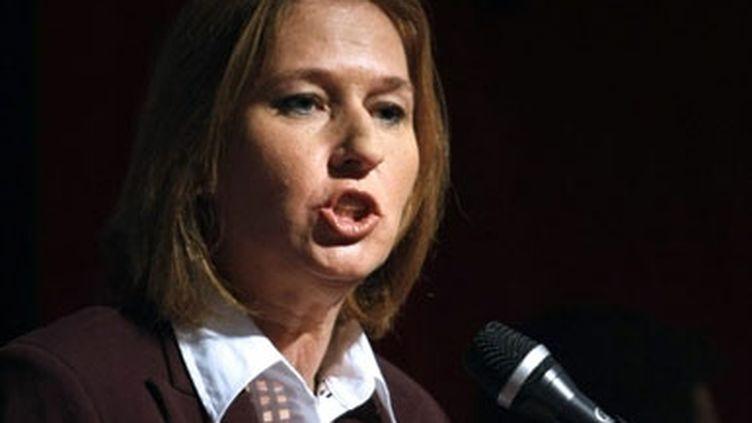 Tzipi Livni (AFP - Jack guez)