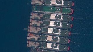 Mer de Chine : l'État chinois accentue son emprise militaire sur la zone (France 2)