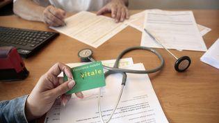 Trop de patients oublient leur rendez-vous chez le médecin, ce qui perturbe l'organisation quotidienne des praticiens et pénalise des malades, alerte l'Union régionale des professionnels de santé d'Ile-de-France. (MAXPPP)