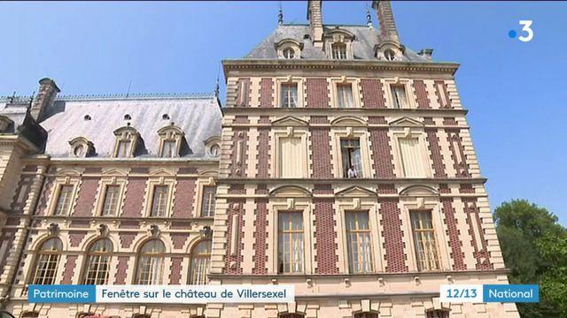 Patrimoine : fenêtre sur le château de Villersexel