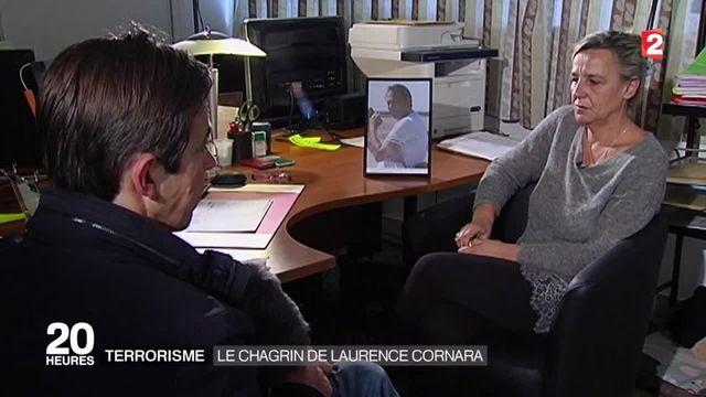 La veuve du chef d'entreprise tué par Yassine Salhi témoigne