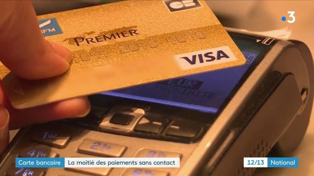 Consommation : le boom des paiements sans contact
