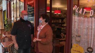 Restaurateurs : ils vivent dans l'angoisse d'une nouvelle fermeture (FRANCEINFO)