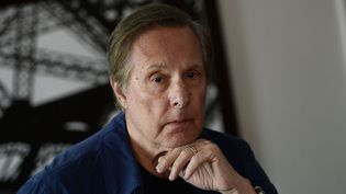 "William Friedkin, le réalisateur de ""French Connection"" et de ""L'Exorciste"" à Paris (12 juin 2015)  (Stéphane de Sakutin / AFP )"