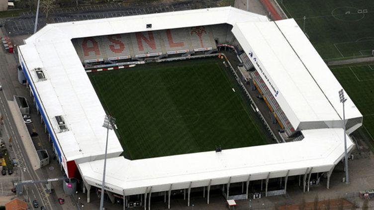 Le stade Marcel-Picot de Nancy