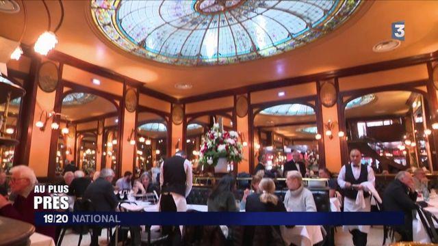 Gastronomie : les brasseries parisiennes prises d'assaut pour Noël