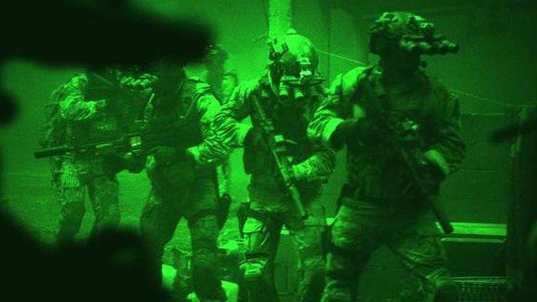 "L'assaut contre ben Laden dans ""Zero Dark Thirty"" de Kathryn Bigelow  (Universal Pictures International France)"
