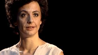 """""""Mademoiselle Julie"""" interprétée par Jessica Vedel  (Capture d'image France3/Culturebox)"""