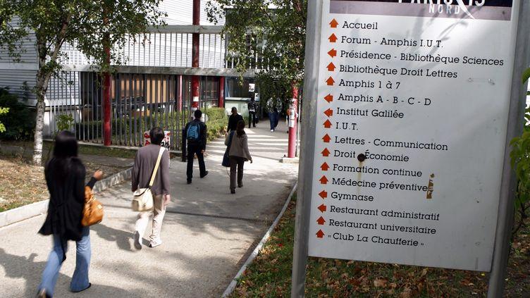 L'université Paris-XIII, à Villetaneuse (Seine-Saint-Denis), le 16 septembre 2009. (MAXPPP)