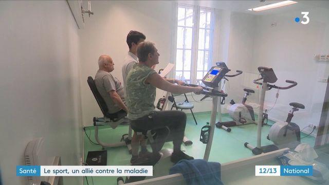 Santé : le sport pour lutter contre une maladie chronique