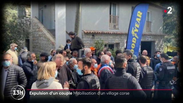 Corse : mobilisation citoyenne après l'avis d'expulsion d'un couple de seniors