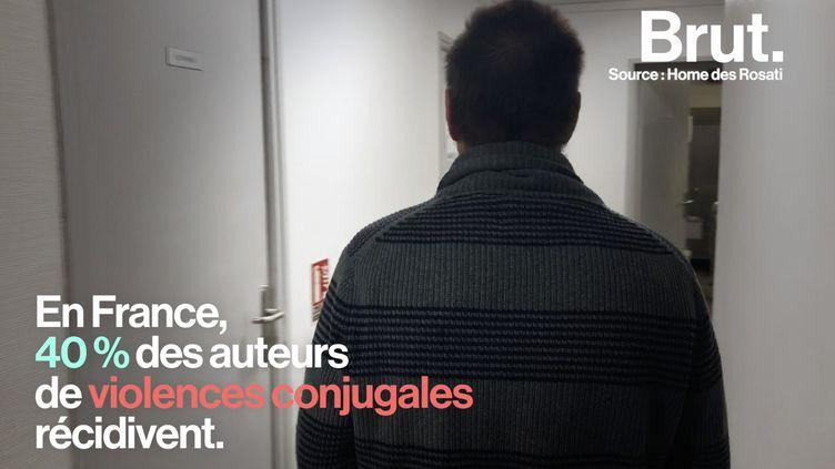 VIDEO. À Arras, un foyer accueille les auteurs de violences conjugales (BRUT)