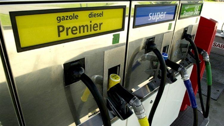 Le gazole est le carburant préféré des Français (78% des ventes) (AFP/Mychele DANIAU)